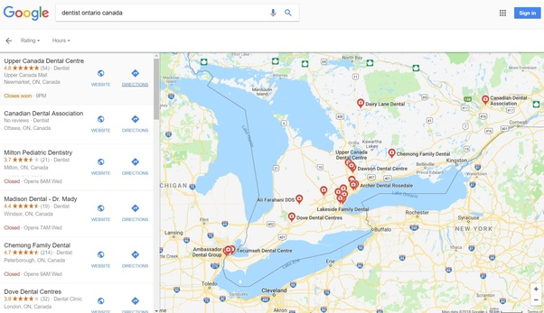 How to extract emails from Google maps - Quora