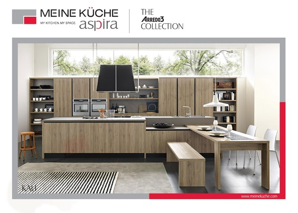 Kuche modular for Modulkuche outdoor