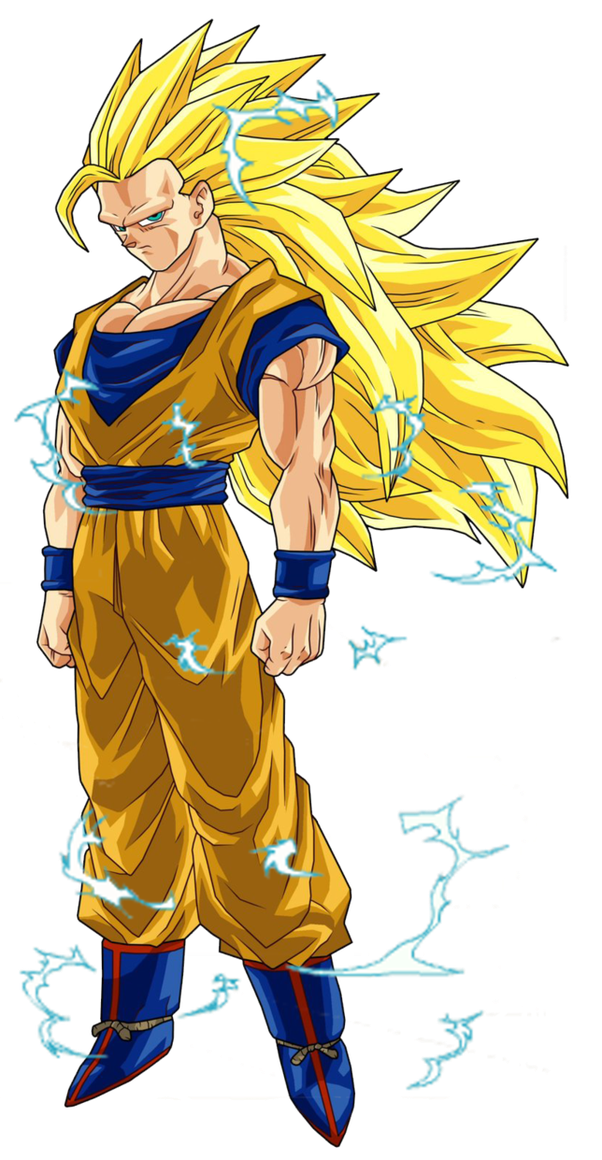Is mystic gohan technically gohan ssj3 quora goku went ssj3 the once most powerful cannon transformation in dragon ball thecheapjerseys Gallery