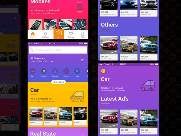 I Am Creating An App That Is Similar To The Olx App How Many