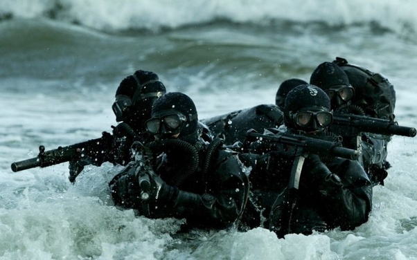 What unit trained the original US Navy SEALs? - Quora