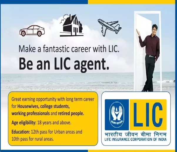 How To Become Lic India Agent Quora