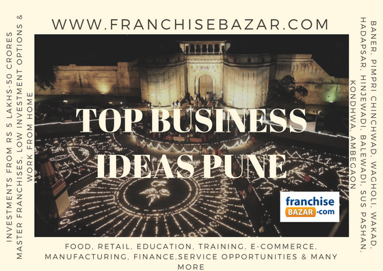 what is the best business idea to start in pune with a low