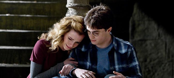 The best: hermione granger and ron weasley dating fanfiction