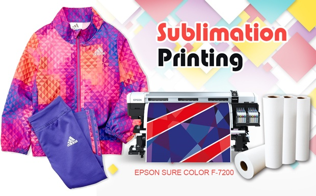 Why does the sticky sublimation paper dry slow than the non