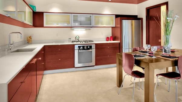 which type of modular kitchen designs are popular among the people