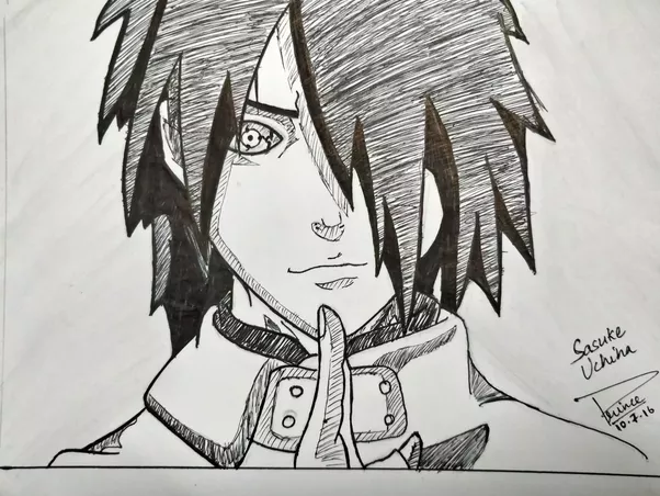 And one more of sasuke uchiha