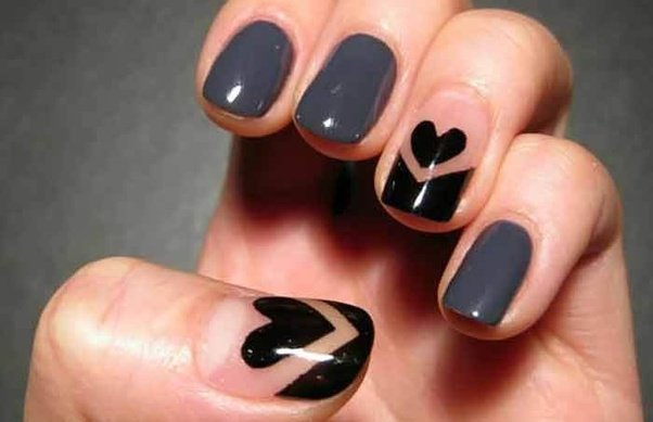 What Are Some Easy Nail Designs For Short Nails Quora