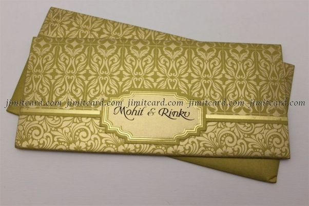 Where can i find invitation cards online quora make shaadi cards online exclusively at buy online customized designer wedding invitation cards we are specialized in manufacturing and supplying all kinds stopboris Image collections