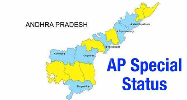 Image result for why not bjp's  capital logic apply to ap special status too