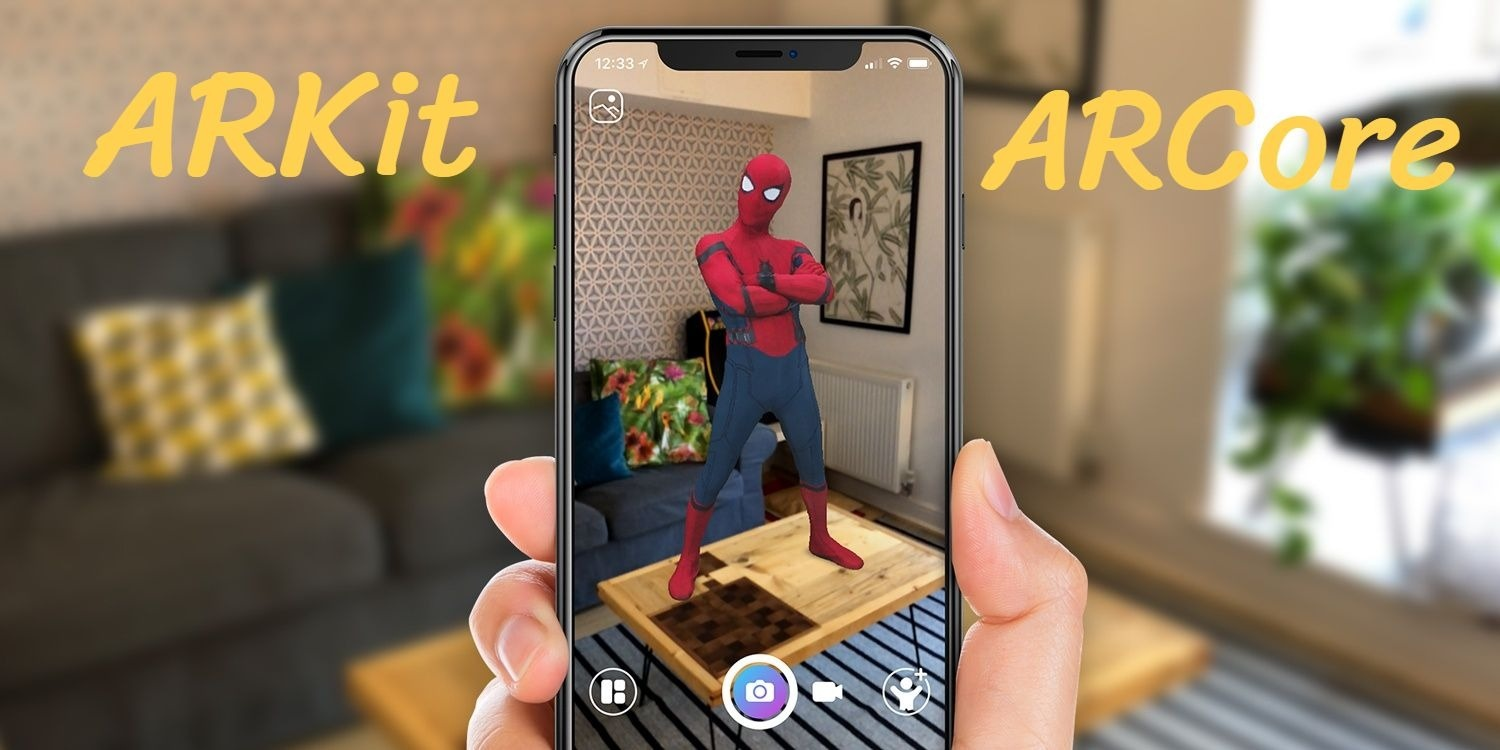 What is Google ARCore & Apple ARKit in augmented reality? - Quora