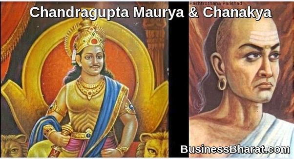 essay on chandragupta maurya
