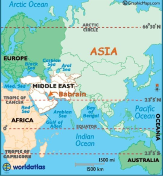 What Is The Smallest Country In The Middle East And How Does Its - What is the smallest country in africa