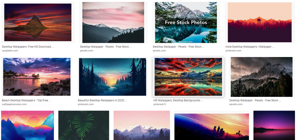 foto de Can you make money by selling desktop wallpapers on your website ...