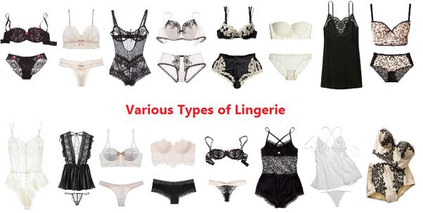 G-String FINENICE Women Lingerie Babydoll Transparent Sleepwear Underwear Lace Dress