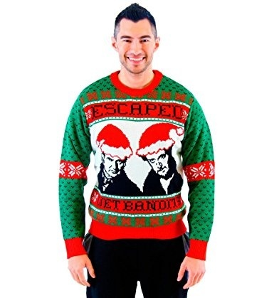 home alone escaped wet bandits adult ugly christmas sweater - Best Place To Buy Ugly Christmas Sweaters