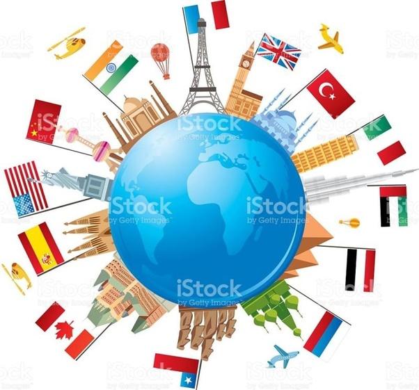 Via World Travel Clipart