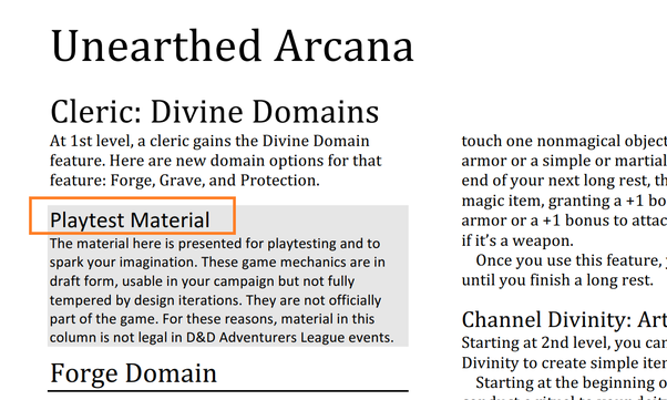 Why is the 5e D&D unearthed arcana expansion so unbalanced
