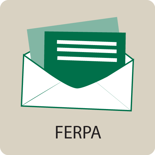 once a student waives their ferpa rights  can they access
