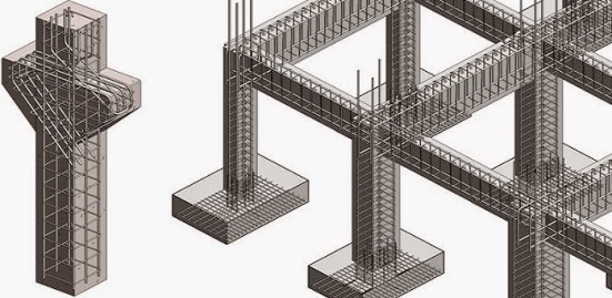 How To Calculate Quantity Of Steel In R C C Slab Column