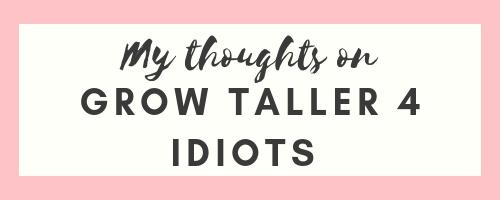 How I Grow Taller Secrets Ebook