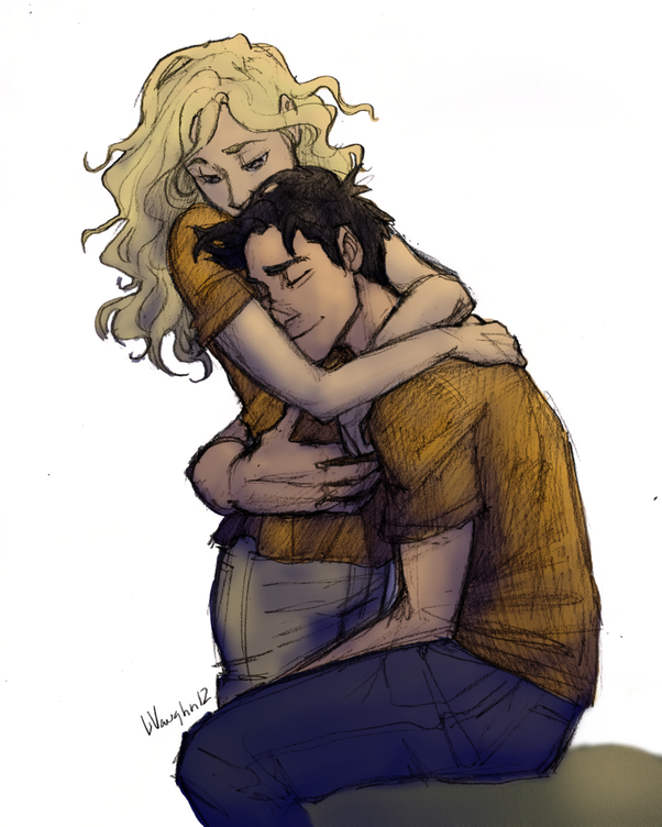 Is The Relationship Between Percy And Annabeth In The