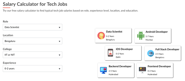 What is average salary of a data scientist and machine