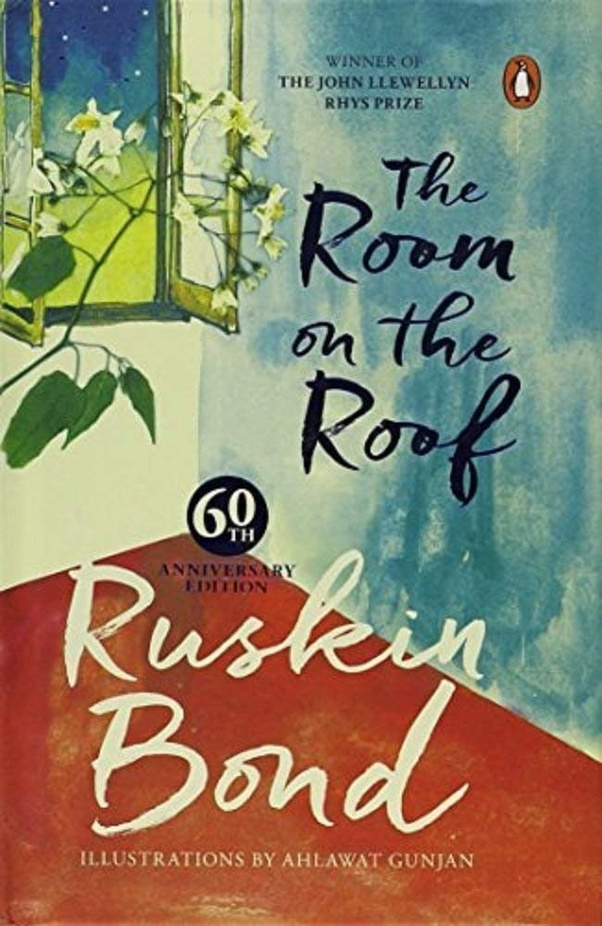 The Blue Umbrella By Ruskin Bond Book