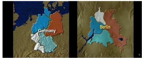 标志着美国在冷战中开始胜利的第一个重大事件是什么?