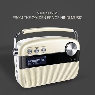 What's the difference between various models of Saregama