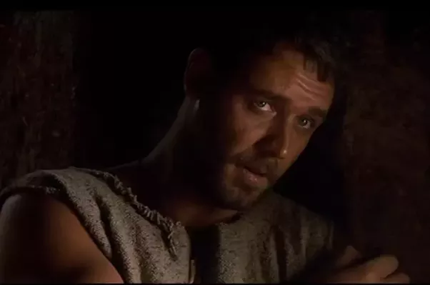 Gladiator Tattoo Spqr: Gladiator (2000 Movie): Why Did Maximus Scratch Out His