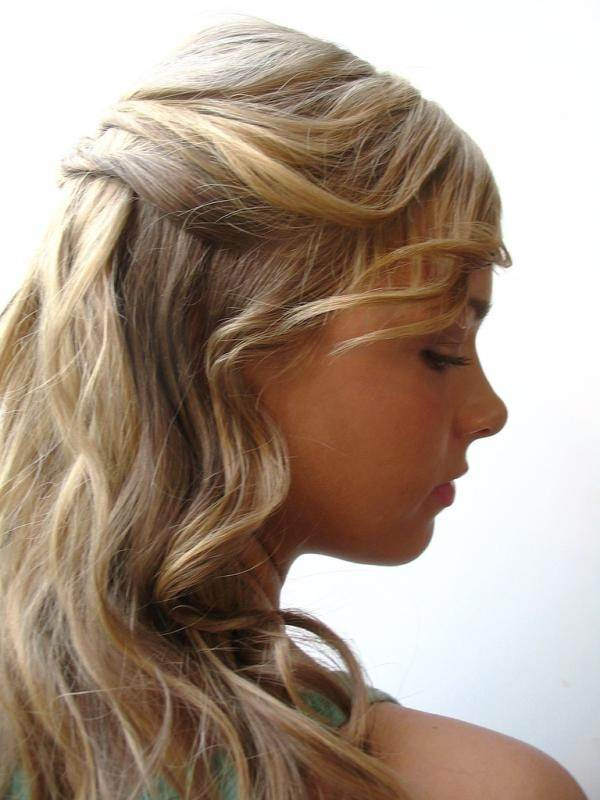 What are these hairstyles/updos called? - Quora
