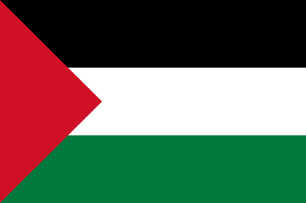 What Is The Meaning Behind The Colors Of The Palestine Flag Quora