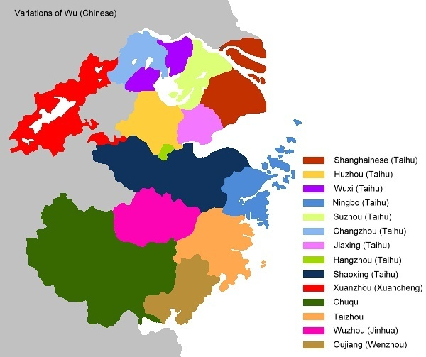 How Diverse Is China In Terms Of Culture And Language Quora - Chinese a language map