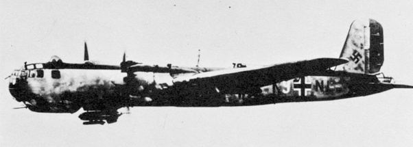 Junkers Ju 390 New York Bomber Images Gallery
