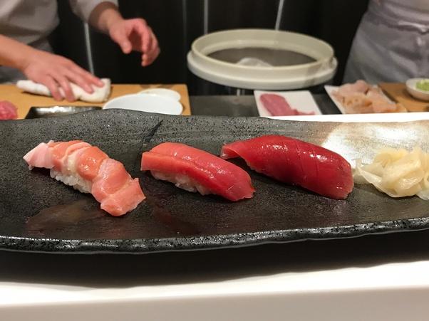 What Does Raw Tuna Taste Like Quora