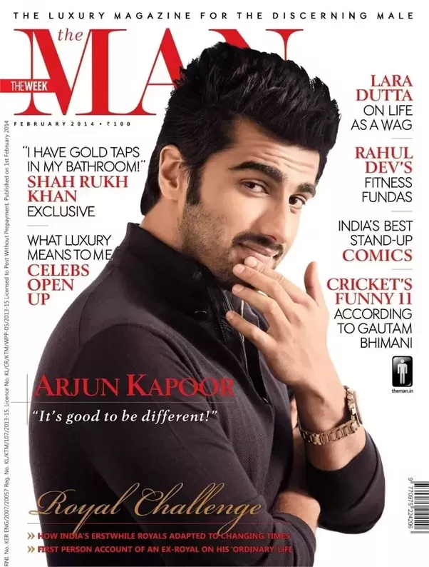 Which Are The Top Men Fashion Magazine In India?
