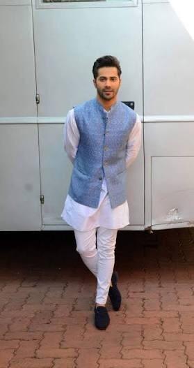 389f48ea69e Which kurta colour and Nehru jacket suit a white pyjama  - Quora