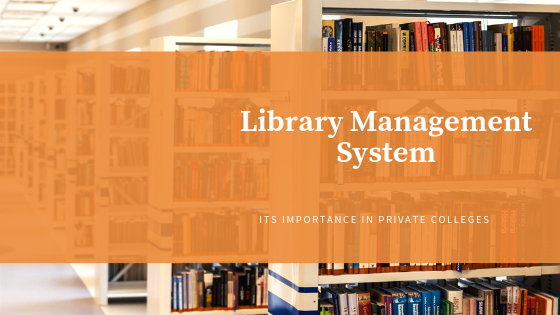 How Does The Library Management System Works Quora