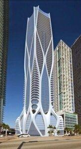 where can i find modern architecture halls or locations in miami fl