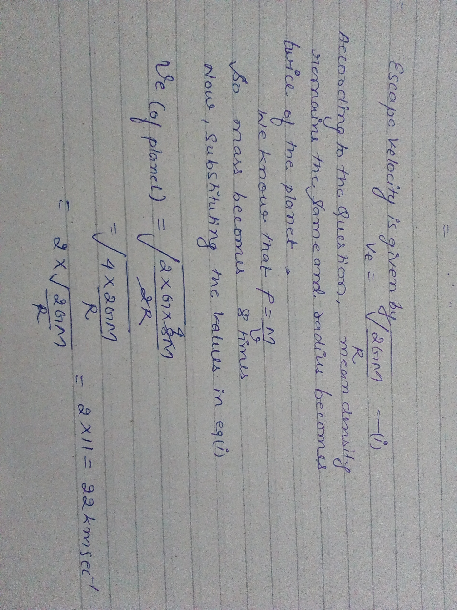 8-2 gravitational acceleration answers