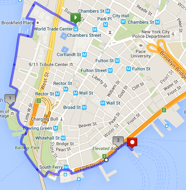 What Is The Best Way To Spend Around In New York City Over - Where is new york city on the map