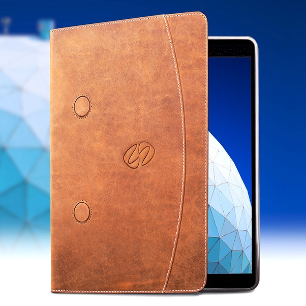 What is the most beautiful iPad Air leather case? - Quora