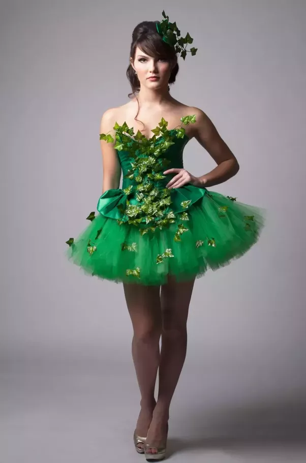 If I went again I think Iu0027d go as Poison Ivy. Superheroes/villains/mythical creatures u003eu003eu003e reality  sc 1 st  Quora & What is appropriate to wear for Halloween? I worry about wearing ...