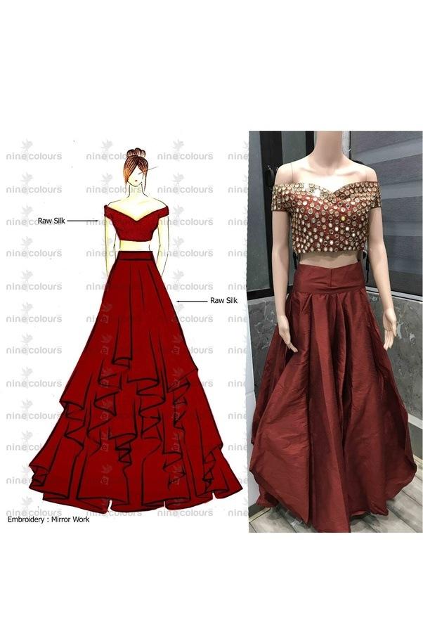 Where Can I Make A Custom Bridal Dress In Nj Quora