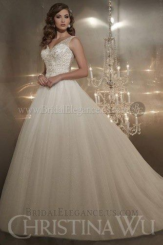 Hindi White Wedding Dress