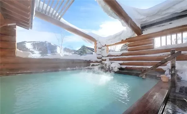 What Places In Japan Can I See Snow Hot Springs And Beautiful Mountains And Nature Views All