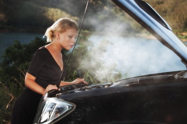 How long can I drive my vehicle with the coolant level being