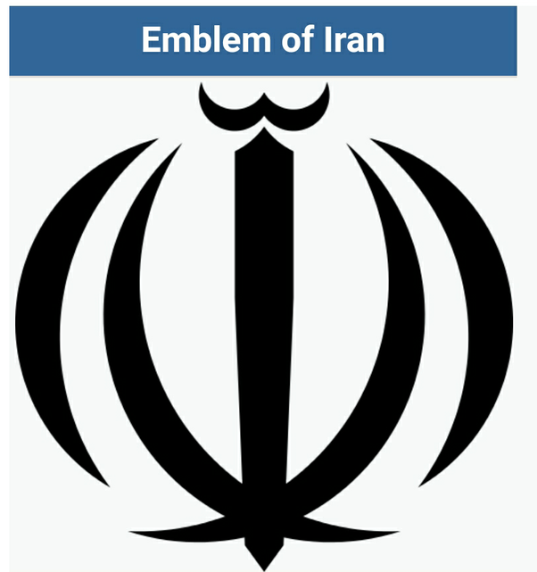 Why Does The Emblem Of Iran Resemble The Sikh Khanda Symbol So Much