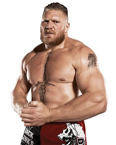 How to build a body like Brock Lesnar - Quora